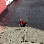 Curb or Sidewalk Issues at 4963 Mission St