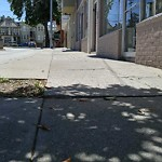 Curb or Sidewalk Issues at 203 Day St
