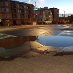 Flooding and Sewer Issues at Intersection of 33rd Ave & Geary Blvd