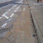 Pothole or Street Issues at Intersection of Crane St & Paul Ave