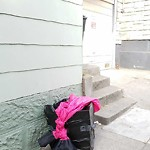 Street or Sidewalk Cleaning at 825 Broderick St