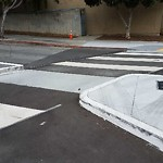 Curb or Sidewalk Issues at Intersection of Duncan St & Tiffany Ave
