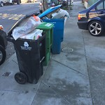 Garbage Containers at 1020 Cortland Ave