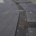 Curb or Sidewalk Issues at 55 La Grande Ave