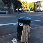 Garbage Containers at 3310 16th St
