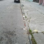 Street or Sidewalk Cleaning at 1702 La Salle Ave