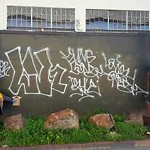 Graffiti Abatement - Report at Intersection of 15th St & Florida St