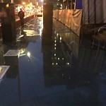 Flooding and Sewer Issues at Intersection of Geary St & Stockton St