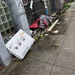 Street or Sidewalk Cleaning at 49 Duboce Ave