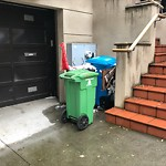 Garbage Containers at 215 Roosevelt Way
