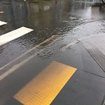 Flooding and Sewer Issues at Intersection of Hyde St & Turk St