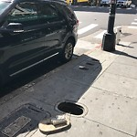 Pothole or Street Issues at 624 TAYLOR ST