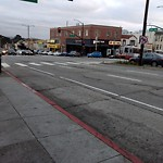 Pothole or Street Issues at 900-918 Taraval St