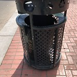 Garbage Containers at 1155 MARKET ST