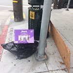 Garbage Containers at 999 SOUTH VAN NESS AVE