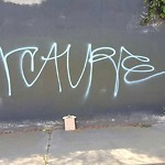 Graffiti Abatement - Report at 790 ANDOVER ST