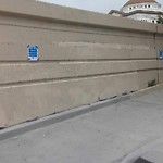 Graffiti Abatement - Report at Intersection of Mccoppin St & End (100 Block Of)