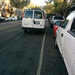 Blocked Driveway & Illegal Parking at 2908 FOLSOM ST
