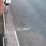 Street or Sidewalk Cleaning at 301 BRYANT ST