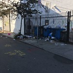 Street or Sidewalk Cleaning at 660 CLEMENTINA ST