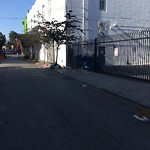 Street or Sidewalk Cleaning at 675 CLEMENTINA ST