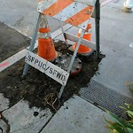 Curb & Sidewalk Issues at 2 NEBRASKA ST
