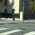Parking & Traffic Sign Repair at Intersection of Fell St & Baker St