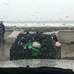 Garbage Containers at 705 GREAT HWY