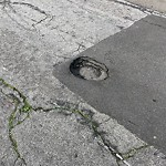 Pothole & Street Issues at 239 MADRID ST
