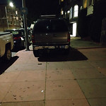 Blocked Driveway & Illegal Parking at 3233 Broderick St Marina District