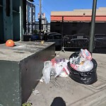 Street or Sidewalk Cleaning at 1080 BRANNAN ST