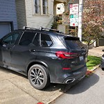 Blocked Driveway & Illegal Parking at 1271 STANYAN ST