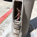 Streetlight Repair at Intersection of Turk St & Gough St