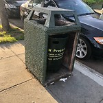 Garbage Containers at 3023 21ST ST