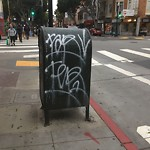Graffiti at 3254 24TH ST