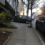 Blocked Driveway & Illegal Parking at 4489 17TH ST