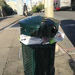 Garbage Containers at 2100 SACRAMENTO ST