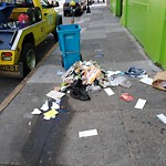 Garbage Containers at 145 CAPP ST
