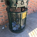 Garbage Containers at 995 POTRERO AVE