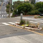 Parking & Traffic Sign Repair at Intersection of Lawton St & Locksley Ave