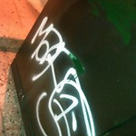Graffiti Abatement - Report at Intersection Of Duboce Ave & Church St