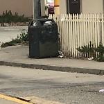 Garbage Containers at 4780 Cabrillo St