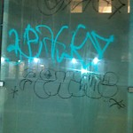 Graffiti Abatement - Report at 1801 Mission St