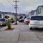 Blocked Driveway & Illegal Parking at 908 Athens St