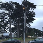 Streetlight Repair at Intersection Of Taraval St & 37th Ave