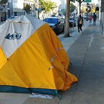 Encampment at 1169 Howard St