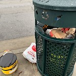 Garbage Containers at 777 Innes Ave
