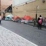 Encampment at 465 Stevenson St