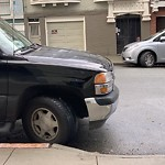 Blocked Driveway & Illegal Parking at 710 Page St Lower Haight