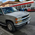 Abandoned Vehicles at 2611 24th St